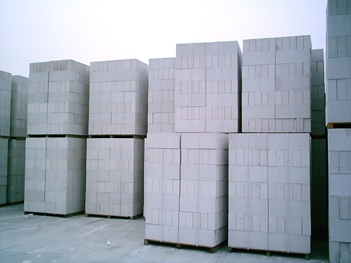 Блоки газобетонные перегородочные - 600х250 и 600х500 - перегородки в санкт-петербургe, фотография 1