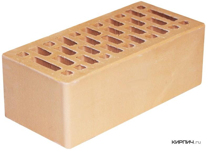 Так выглядит Кирпич солома керамический облицовочный полуторный М-150 250х120х88 на фото