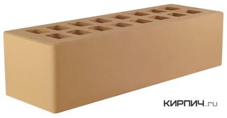 Так выглядит Кирпич солома керамический облицовочный евро М-150 250х85х65 на фото