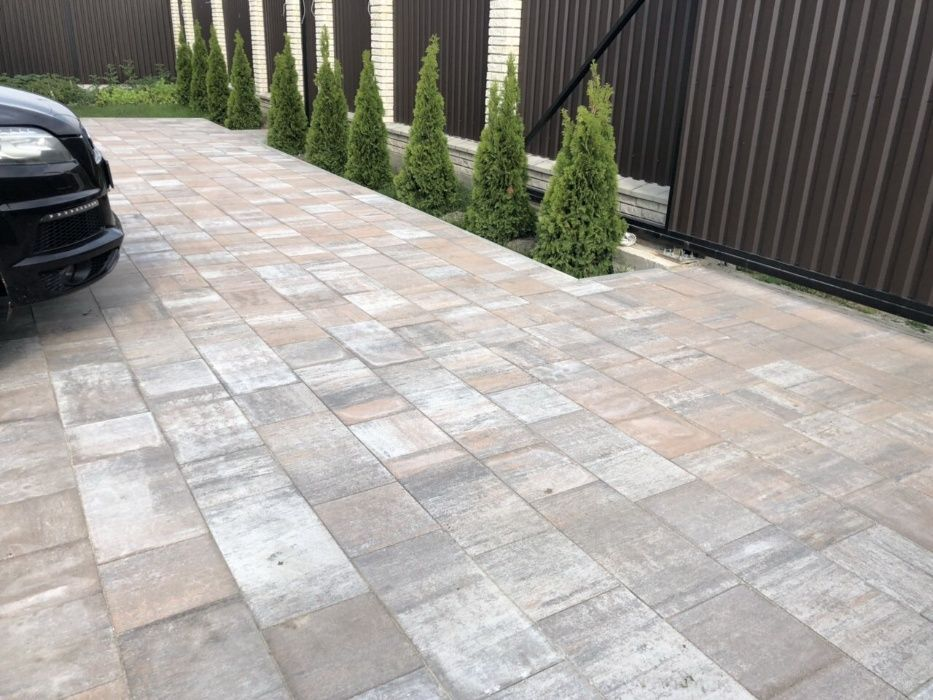 Тротуарная плитка из керамзитобетона рк бетон вакансии